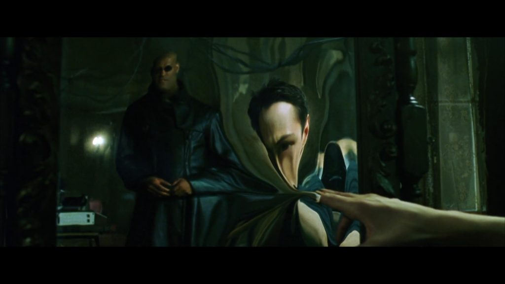 Image result for neo bouncing off the ground scene in the matrix pics
